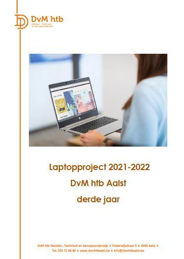 Laptop Brochure